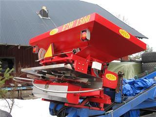 Bredal F2W , 1400 lit