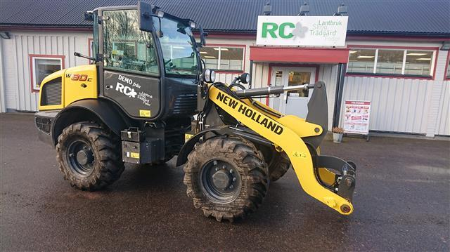 New Holland W80C  ZB