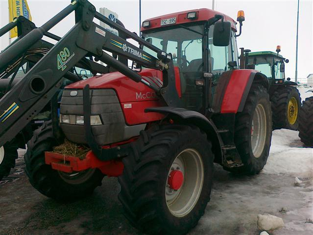 Case IH MC Cormick MTX140 M Trima 48