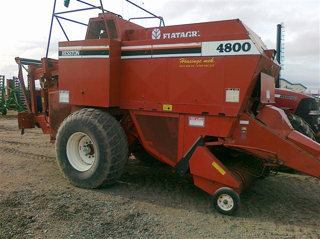Hesston Hesston 4800