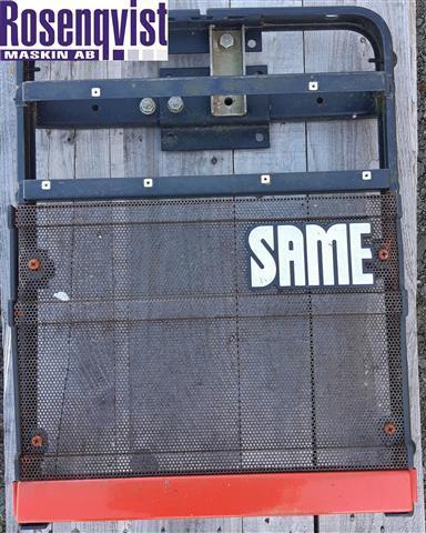 Same Hurlimann Front grill & frame