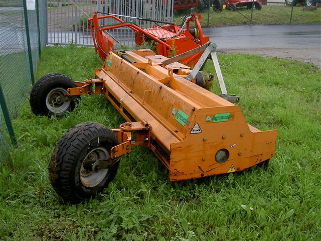 Agrimaster RMU 320