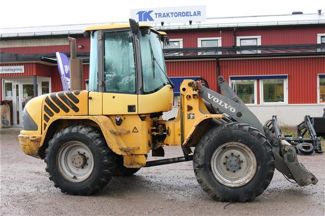 Volvo L45 Dismantled for parts
