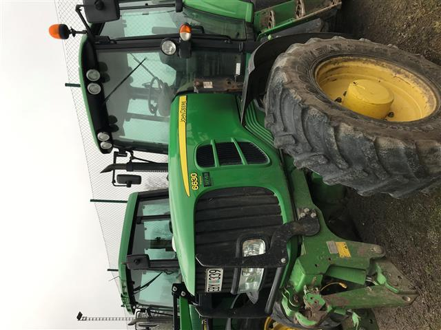 John Deere 6630 PREMIUM AQ ECO SHIFT