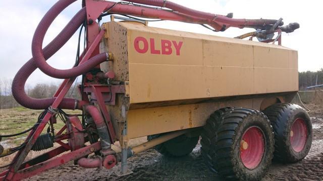 Olby ÖVRIGT