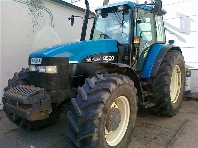 Case IH 8560 4WD
