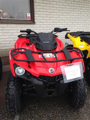 Can-am Outlander L450