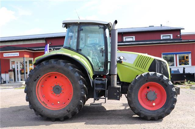 CLAAS Axion 840 Dismantled for parts